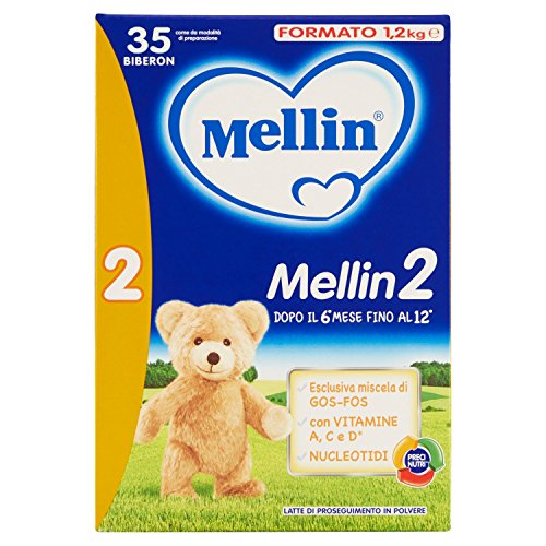 Mellin Latte in Polvere di Proseguimento, 1.2kg