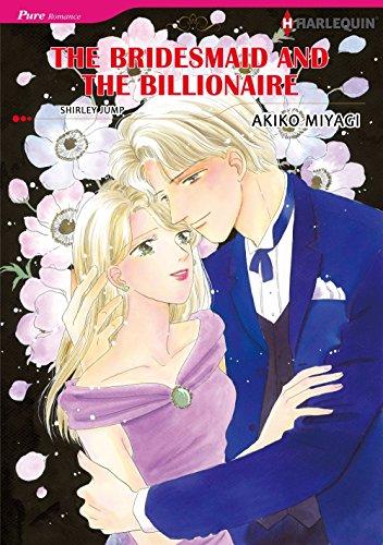 The Bridesmaid and the Billionaire: Harlequin comics (English Edition)