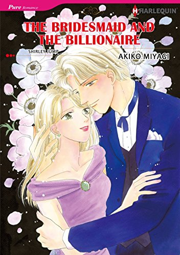 The Bridesmaid and the Billionaire: Harlequin comics (English Edition)