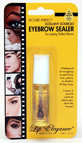 Lip Elegance Eyebrow Sealer, Waterproof, 0.17 oz