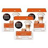 nescafe dolce gusto cup - Nescafe‰ Dolce Gusto Coffee Capsules, Caramel Latte Macchiato  48 Single Serve Pods, (Makes 24 Specialty Cups) 48 Count