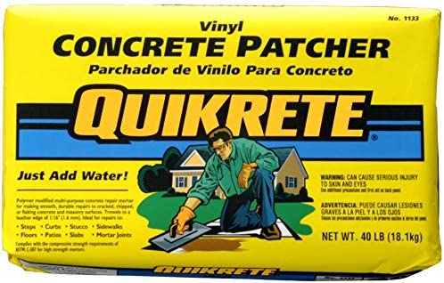 18.1kg Under blast sales Vinyl Concrete Charlotte Mall Patch
