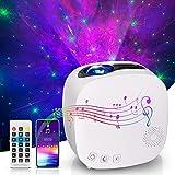 GIANTARM Proyector Estrellas,proyector LED con Bluetooth,luz nocturna infantil Utilizado para fiestas, cumpleaños,navidad