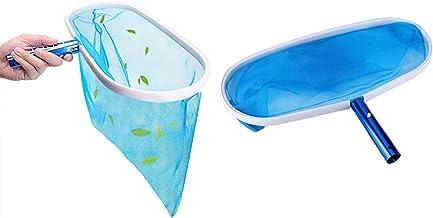 2 Pcs Zwembad-schepset, fijne mesh, skimmers en diepe tas, zwembadschepnet voor plezier, zwembad, schepnet voor zwembadacc...