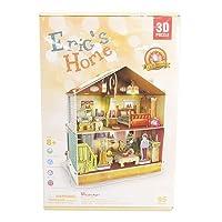 ドールハウス 3D Craft model クリスマスシリーズ エリックホーム