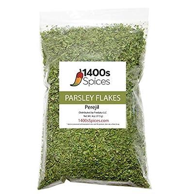 1lb Dried Parsley Flakes Food Service Size (Perejil Seco)