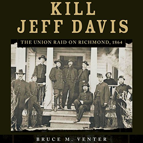 Kill Jeff Davis cover art