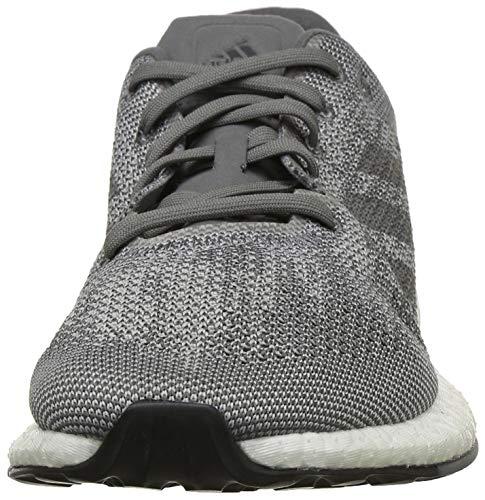 Adidas Pureboost DPR, Zapatillas de Trail Running Hombre, Gris (Gridos/Gricua/Gricua 000), 44 2/3 EU