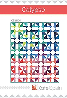 Kate Spain Quilt Pattern - Calypso (56