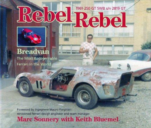 Rebel Rebel: Breadvan - the Most Recognizable Ferrari in the World