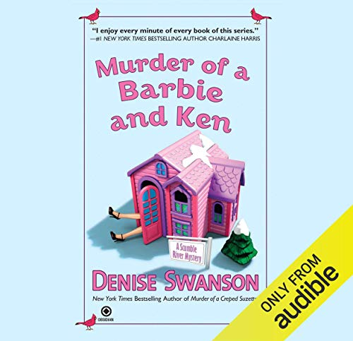 Murder of a Barbie and Ken Titelbild