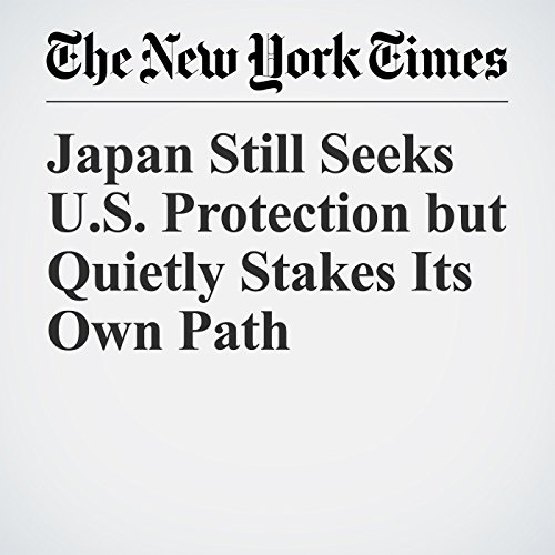 Japan Still Seeks U.S. Protection but Quietly Stakes Its Own Path copertina
