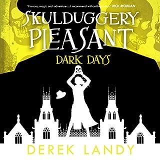 Dark Days audiobook cover art
