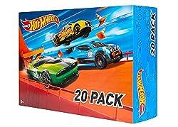 Image of Hot Wheels 20 Car Gift Pack...: Bestviewsreviews