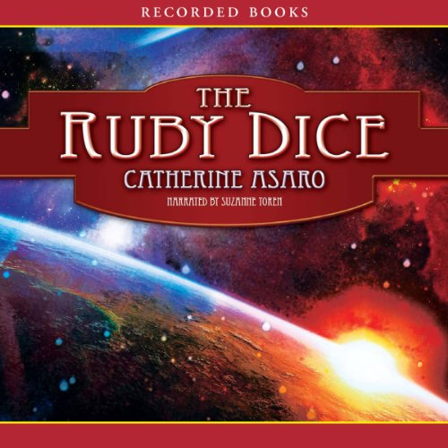 The Ruby Dice audiobook cover art