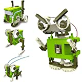 RC TECNIC Kit Robótica para niños Blocky 4 en 1 Robots para Montar | Juguetes Educativos...