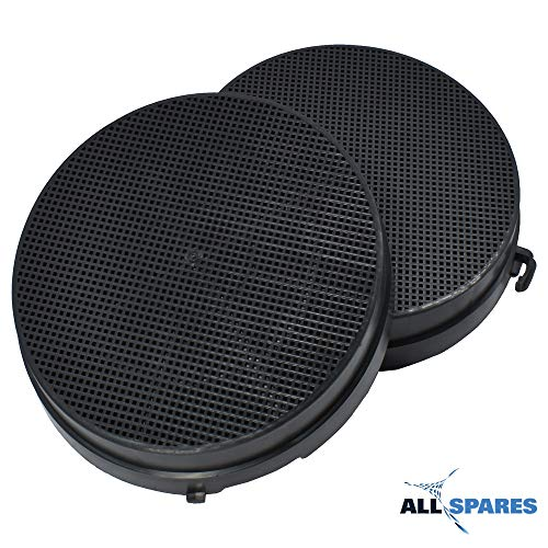 Find A Spare Replacement Activated Charcoal Carbon Filter Number 6 Type C 170mm For Falmec Cooker Hood