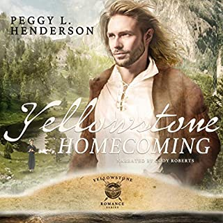 Page de couverture de Yellowstone Homecoming