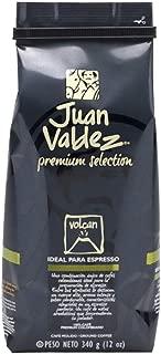 Juan Valdez Volcan Coffee, 12 oz, Ground - Premium Selection Coffee