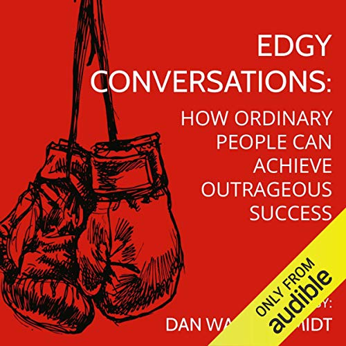 EDGY Conversations audiobook cover art