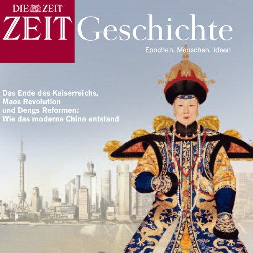 Das Ende des Kaiserreichs (ZEIT Geschichte) Titelbild