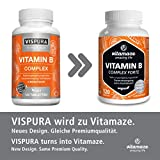 Zoom IMG-2 vitamina b complex ad alto