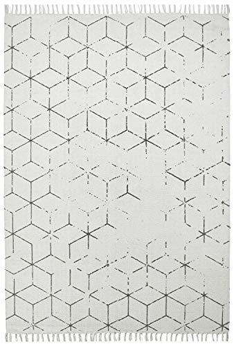 ikea stockholm matta grå