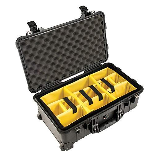 PELICAN ハードケース 1514 ディバイダータイプ 22L ブラック 1510-004-110