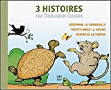 3 histoires par Benjamin Rabier T4