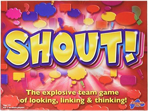 Drumond Park – Shout! – Jeu de Société Version Anglaise