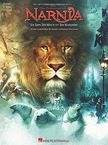 The Chronicles Of Narnia - The Lion, The Witch And The Wardrobe Pvg Bo (Piano Voice Guitar)