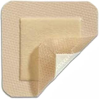 Mepilex Border Lite Dressing 1.6'' x 2'' Box of 10