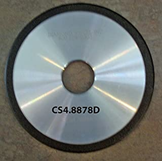 """Diamond 4"""" Chainsaw Wheels for ¼ and .325 Pitch Carbide Insert Chains"""