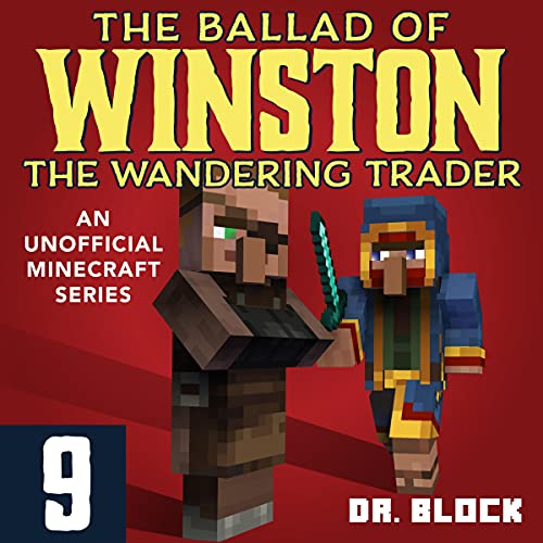 The Ballad of Winston the Wandering Trader, Book 9 cover art