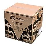Spilfyter DB-70 - Cuscinetti assorbenti universali Sorbent MRO, peso singolo, 45,7 x 40,6 cm, confezione da 200 pezzi, colore: Grigio
