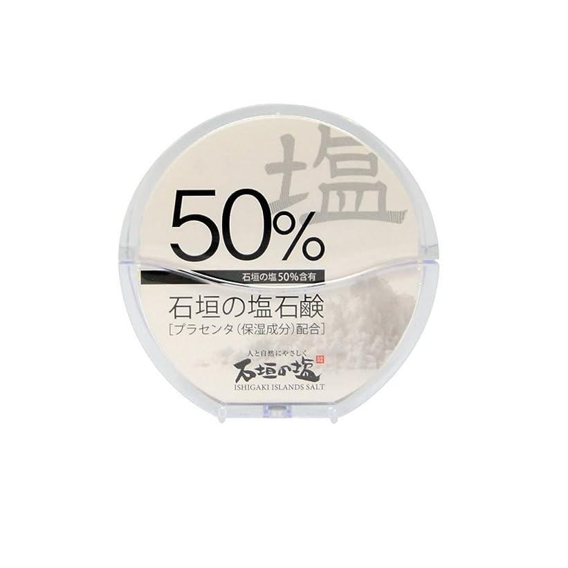 ピン大使抑止する石垣の塩石鹸