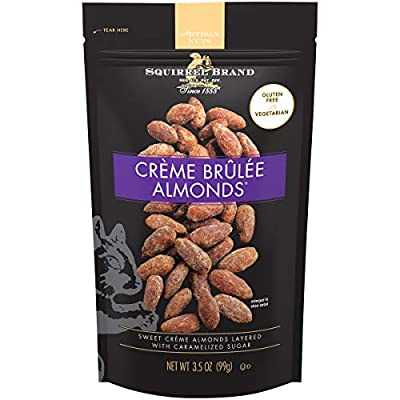 SQUIRREL BRAND Artisan Nuts Sweet Brown Butter Cashews