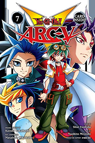 Yu-Gi-Oh! Arc-V, Vol. 7: Arc of Destiny!! (English Edition)