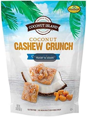 Anastasia Confections Coconut Cashew Crunch Original Recipe product image