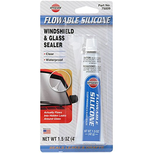 Versachem 75009 Flowable Windshield Silicone - 1.5 oz.
