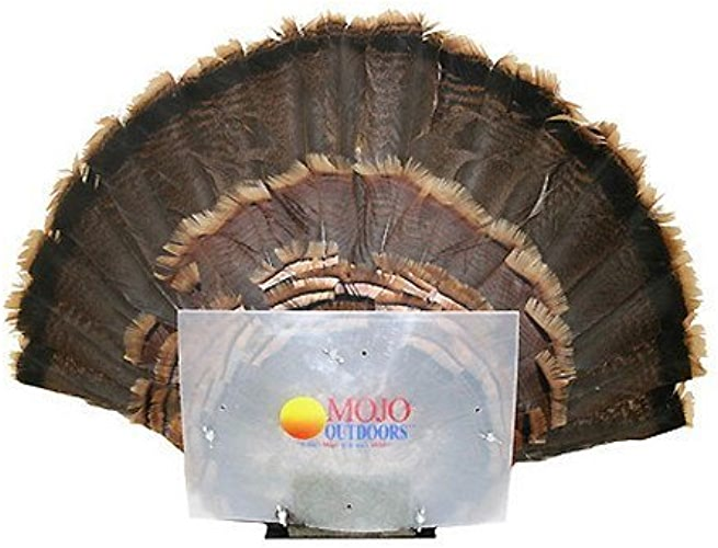 MOJO Outdoors Turkey Fan Press by Mojo Decoys