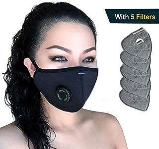 Breath Healthy Reirator Zebra Light Print Earloop Mask Anti