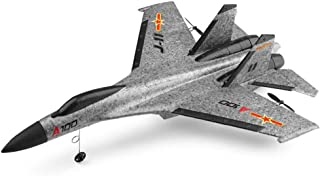 Christmas best gift Oversized Resistance to falling Fixed wing gliding flight simulation fighter Aircraft Novice getting S...