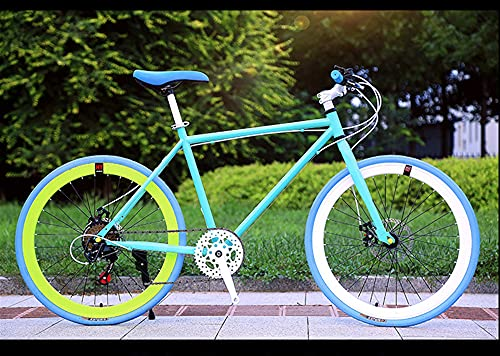 Jóvenes / Adultos Bicicleta para mujer 7 Velocidad 26 pulgadas 60 Cuchillos Viento Roto Ruedas Ruedas Montaña Multifuncional Bicicleta Velocidad Velocidad De Moda Mosca Mosca Manos Y Mujeres Viva Mosc