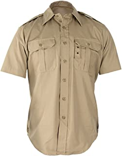 Best khaki military shirt dress Reviews