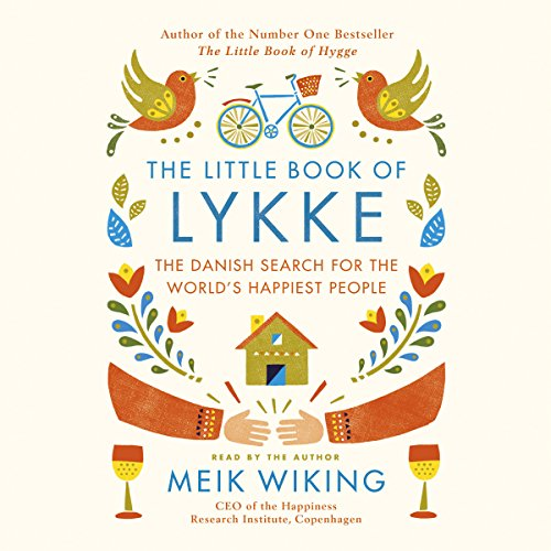 The Little Book of Lykke audiobook cover art