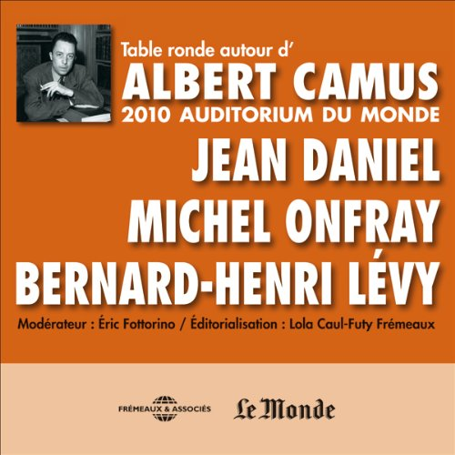 Table Ronde autour d'Albert Camus Titelbild