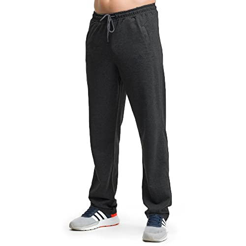 f3dca9eda SCR Men's Workout Activewear Pants Athletic Sweatpants Long Inseam Black  Grey Blue Navy 30L 32L 34L