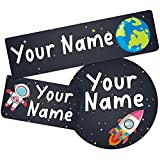 Personalized Name Labels 105 Waterproof...