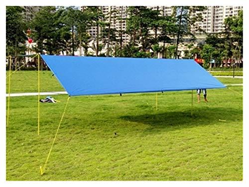Tela De La Sombra del Sol 5 * 4.5M Súper de Gran tamaño Nuevas Costuras de diseño con Cinta recubierta de Lona/Gazebo/Tiendas de Sombra Solar/toldo Original sin Polos